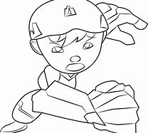 HD Wallpapers Boboiboy Printable Coloring Pages