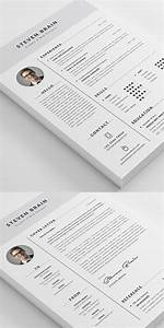 Cv Cover Letter Template Word 26 Creative Cv Resume Templates With Cover Letter