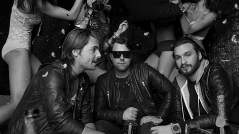 Axwell Hints At Potential Swedish House Mafia Reunion In