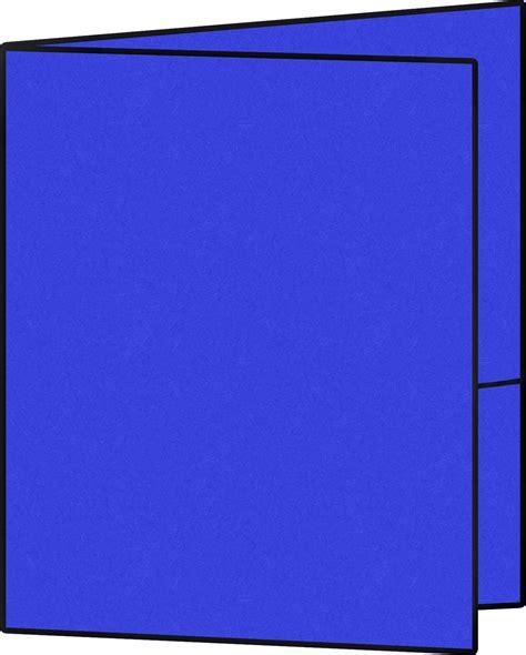 pocket folder black and white blue clipart pocket folder