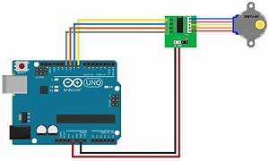 How To Connect Stepper Motor In Wemos Mini
