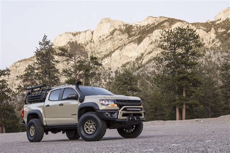 Maybe you would like to learn more about one of these? Get lost in the woods with these tuned Chevy Colorado ZR2 ...