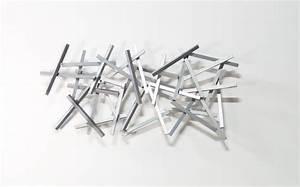 Sculpture Metal Murale : 1001 id es sculpture contemporaine l 39 art deux mains ~ Teatrodelosmanantiales.com Idées de Décoration
