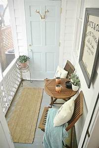 45, Awesome, Small, Balcony, Ideas, For, Apartment