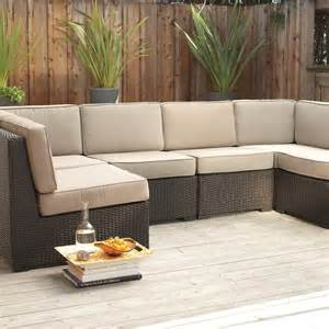 Floor Decor And More Santa Ana by Filum Modular Sectional Modern Outdoor Sofas Other