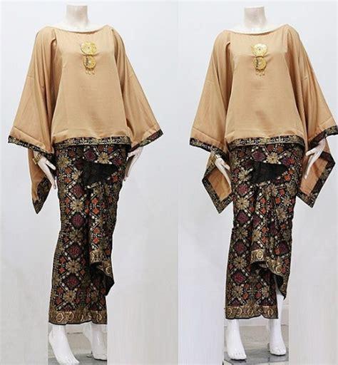 baju gamis batik gambar model baju gamis batik remaja atasan polos