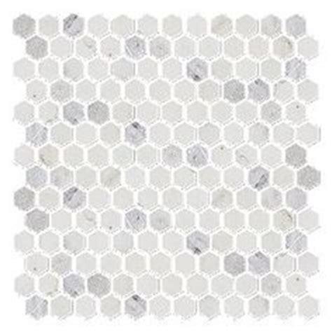 The Tile Shop Commack by The Tile Shop Hton Carrara 3 Quot Hex Bathroom Renovation