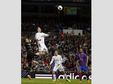 Real Madrid 30 Levante No slipping at the Bernabéu fortress