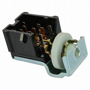9 Terminal Headlight Switch E7tz