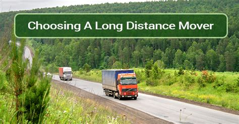 choose  long distance mover armstrong moving