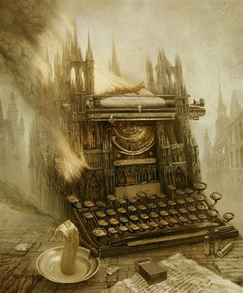 The Dark Surreal Art Of Andrew Ferez