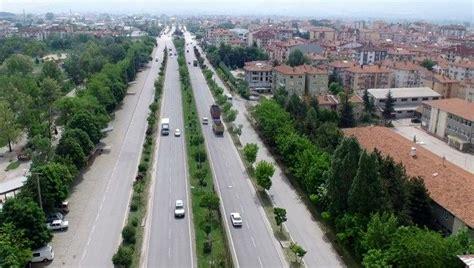 Yeşil yok the green mile filminin açıklaması: Bolu'da D-100 karayolu 'Yeşil Yol' olacak