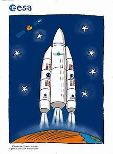 Ariane, ATV & ISS prints for kids   Orion blog