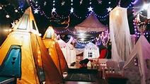 是在帳篷裡曬恩愛還是喝咖啡?讓人想待上一整天的韓國「帳篷咖啡店」   韓國、帳篷咖啡、帳篷、modumak ...