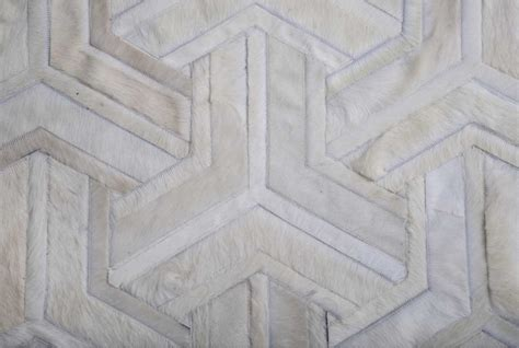 Designer Cowhide Rugs by White Patchwork Cowhide Rug Toto Design Shine Rugs