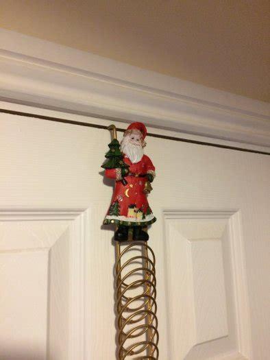 door hanging christmas card holder free christmas card holder hangs over door for sale in lusk dublin from nikki18