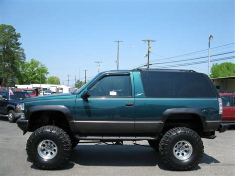 Height Of Chevy Tahoe by 1996 Chevrolet Tahoe Bryans Was And 4 Door But
