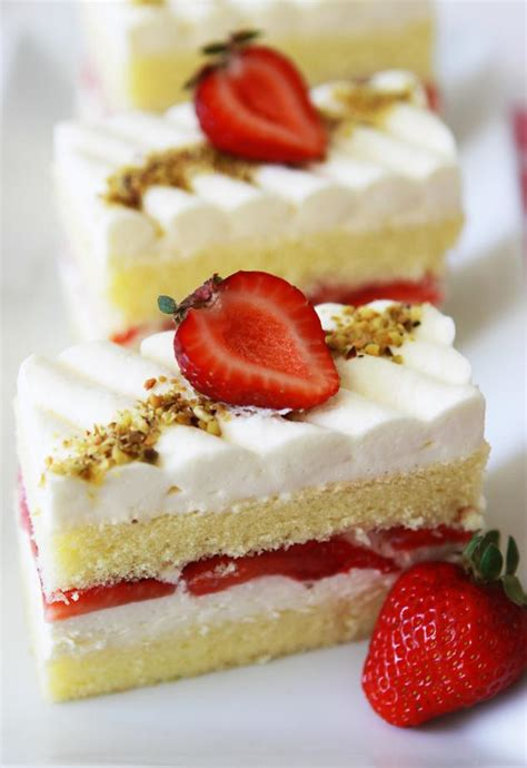 gourmet baking strawberry obsession strawberry shortcake