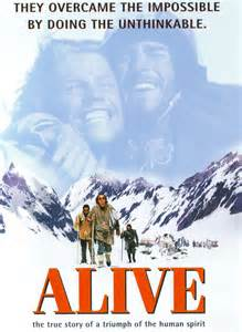 Movie 'Alive' The Andes Survivors FUN FILM STUDY