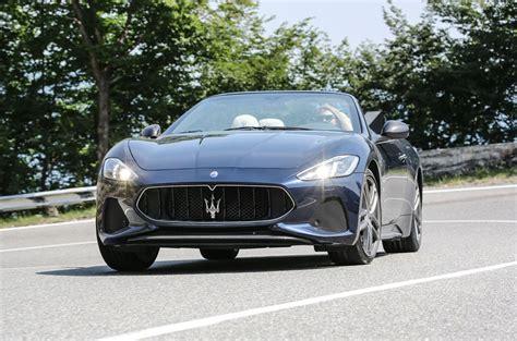 Review Maserati Grancabrio by Maserati Grancabrio Sport 2017 Review Autocar