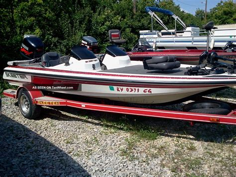 1997 Skeeter Bass Boat Weight by 1997 Skeeter Zx 185 C