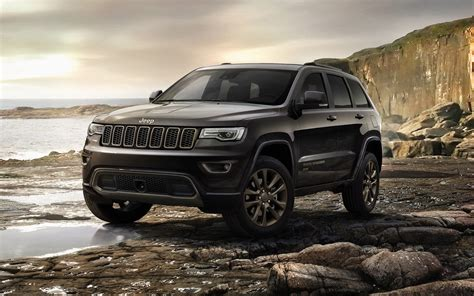 2016 Jeep Grand Cherokee 75th Anniversary Model Wallpapers