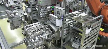 Factory Inside Transformer Engine Porsche Being Tweet