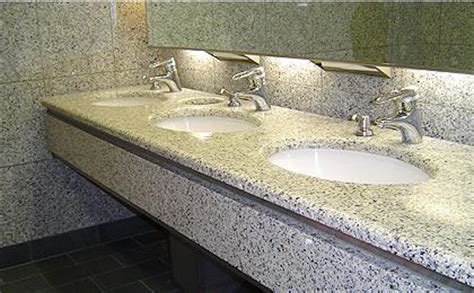 granite tops utility sinks dining tables washbasins