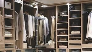 Dressing Lapeyre Espace : dressing sur mesure dressing lapeyre 8 exemples de rangements c t maison ~ Melissatoandfro.com Idées de Décoration