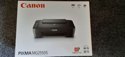 After downloading and installing canon mg2550s, or the driver installation manager, take a few. Canon 0727C008 PIXMA MG2550S Inkjet Printer BRAND NEW UNOPENDED BOXED | in Eye, Suffolk | Gumtree