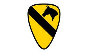 1st Cavalry Air Cav Logo