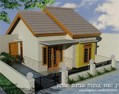 desain rumah kecil kumpulan gambar rumah
