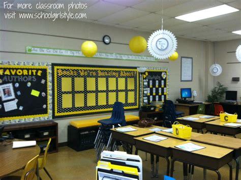 polka dot classroom  schoolgirlstyle