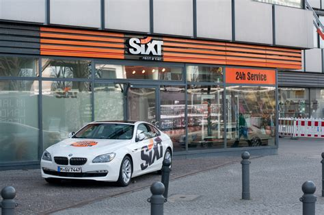 German Rental Car Company, Sixt, Plans Major Expansion