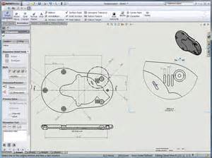 SolidWorks Broken Out Section View