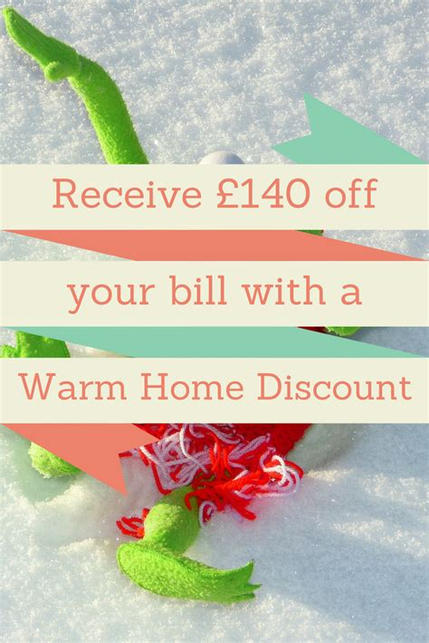 warm home discount scheme   images house