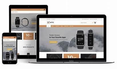 Wordpress Theme Themes Ecommerce Kosmic Multipurpose Plugin