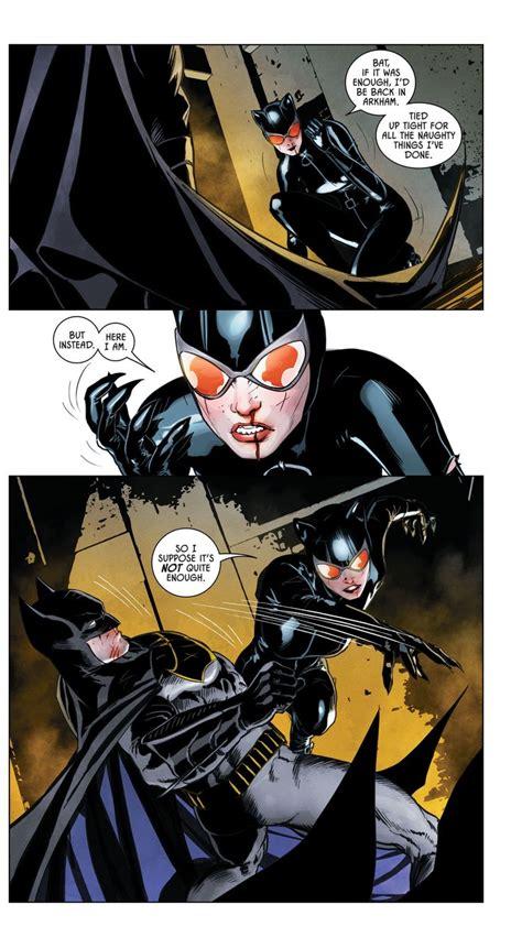 Batman And Catwoman Dc Rebirth Batman I Am Suicide Cat