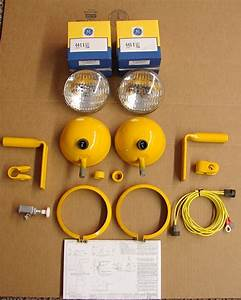 Cub Cadet Light Lights Electrical Switch Block Out Panels