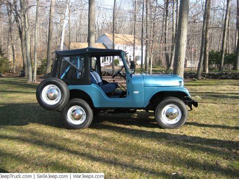 jeep kaiser cj5 jeep 0001