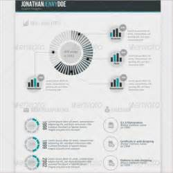 free infographic resume template microsoft word infographic resume template word pdf formats creative