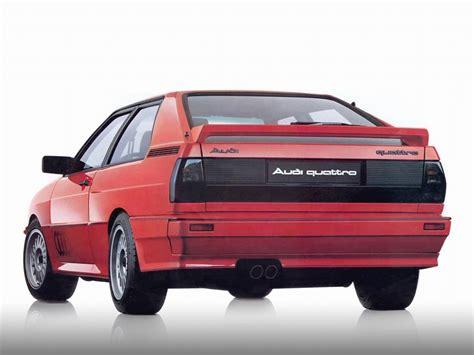 Audi Quattro 1980 1987 Audi Quattro 1980 1987 Photo 16
