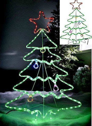 11 best outdoor spiral christmas tree 5ft led rope lights