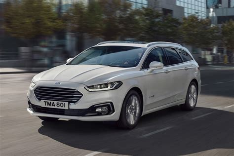 New 2019 Ford Mondeo Facelift Revealed With New Look And