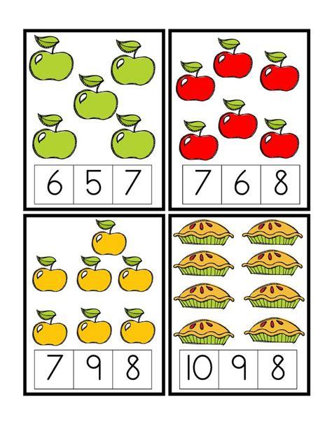 preschool printables apple preschool apple week