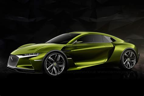 ds e tense charged ds e tense gt concept revealed by car magazine