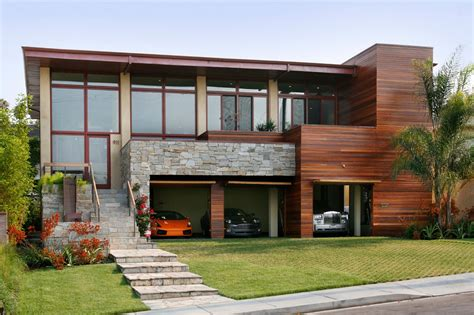 Beautiful House Is Masculine In