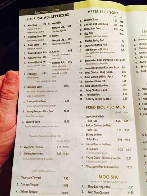 menu  pings cafe  gettysburg pa