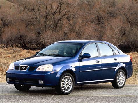 Suzuki Forenza by Suzuki Forenza Technical Specifications And Fuel Economy