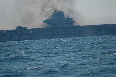 Uss America Sinking Location by Uss Oriskany Pics The Hull Boating And Fishing Forum